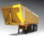 Serial Dump Truck 2 axles
