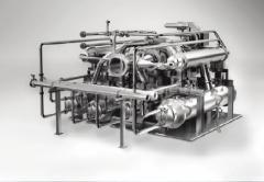 Compresseurs basse pression