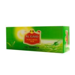 Thé vert en sachets Al Gaid