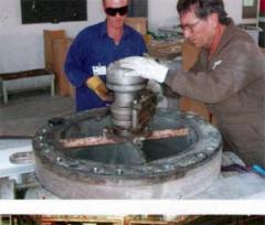 Construction métallique pour sites industriels