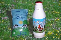 Lait de vache pasteurisé Dialy