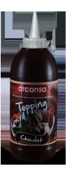 Sauce en sirop Topping