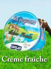 Crème fraîche La paysanne