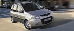 Voiture monospace Hyundai Matrix