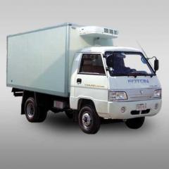 Camion Frigorifique Foton 1 T BJ 5028