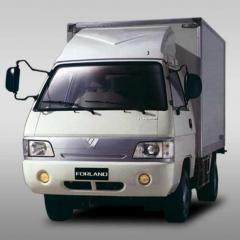 Camionnette Conteneur 1T FOTON BJ5028 -07CV