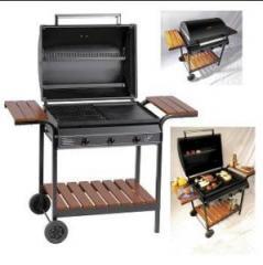 Barbecue et plancha au gaz BLLATT