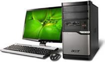 Pc de bureau Acer Extensa E264