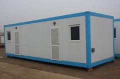 Cabines Modulaires
