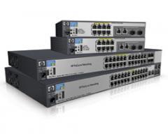 Commutateurs HP 2520
