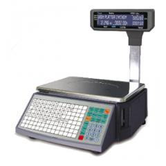 Balance avec afficheur LCD ACLAS LS21530E