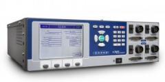 Systèmes de test batteries programmables