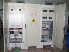 Armoires électriques, armoires d'automatismes