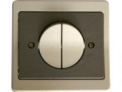Interrupteur double allumage Domelec Tassili