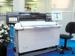 Scanners Grand format