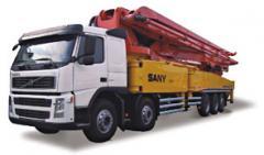 Concrete Pump Trucks Sany SYG5502THB 58