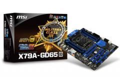 Carte mere MSi X79-GD65 (8D)