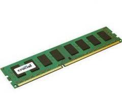 RAM Crucial 2 Go DDR3