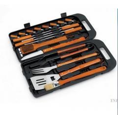 Ensemble d'outils pour barbecue