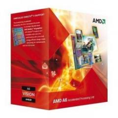 CPU Modèle: AMD A6-3670K APU with AMD Radeon™ HD