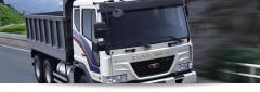 Camion benne Daewoo K6DEF 6x4