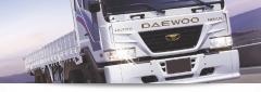 Plateau standart 10 tonnes Daewoo F4CBF 4x2