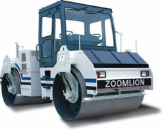 Compacteur double cylindre ZOOMLION  YZC12B