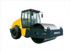 Compacteur mono cylindre YTO LTS 320