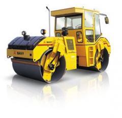 Compacteur SANY YZC12II