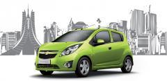 Voiture Chevrolet Spark (nouvelle)