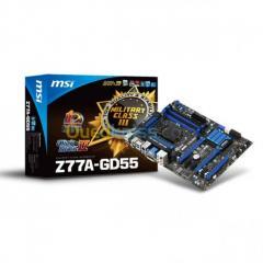 Carte mere MSI Z77A-GD55 LGA1155