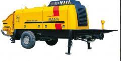 Pompe à béton SANY SY5296THB-37M