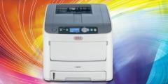 Imprimantes couleur A4 Oki C610