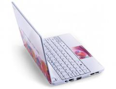 PC portable Acer Aspire one(Ballon carnival) D270-268w