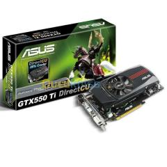 Carte graphique Nvidia GeForce GTX 550 Ti 1Go