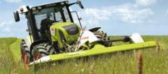 Faucheuses frontales Claas PROFIL