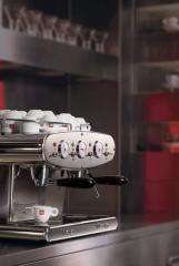 Machine à café professionnelle Illy Iperespresso X2