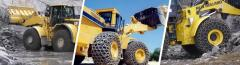 Chaînes de protection pneus Machines extra grandes