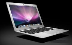 Ordinateur portable MacBook-Air/13.3-inchLED