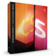 Logiciel Adobe® CS5.5 Design Premium