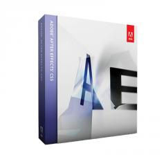 Logiciel Adobe® After Effects® CS5.5
