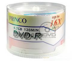 DVD vierge Princo