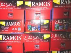 Rame de papier Ramos
