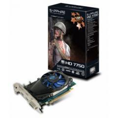 Carte graphique Sapphire Radeon HD 7750 - 1 Go