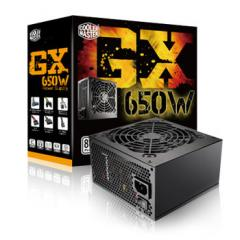 Alimentation PC Cooler Master GX Power 650W