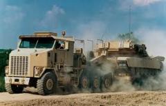 Heavy transport equipment