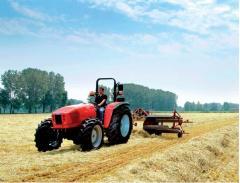 Tracteur agricole Same Tiger