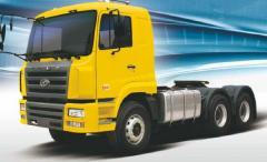 Tracteur 6x4 Camc