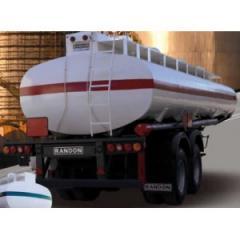 Semi-Remorque Citerne Hydrocarbures Randon 27000L
