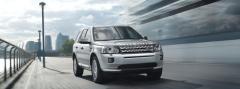 Véhicule Land Rover Freelander 2